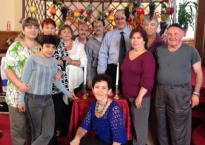 BUKHARIN JEWS in NYC: A Very Reachable People Group