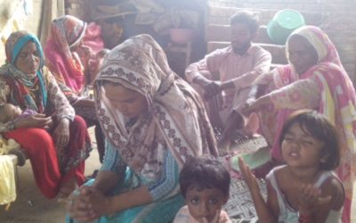 Reaching the Unreached Across Pakistan