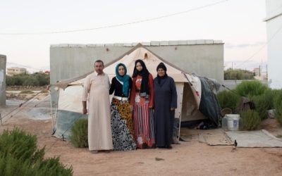 Syrian Refugee Opportunity